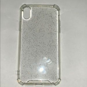 Accessories - Sparkly iPhone XR case
